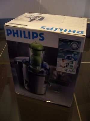 BNIB Philips HR1861 Whole Fruit Juicer/ Extractor NEW