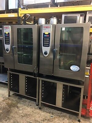 Rational SCC 10 Grid Care Control Oven, electric fully serviced with 3 months...