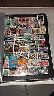49 timbres Philippines (lot 23)