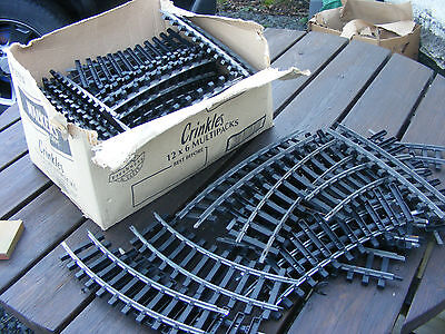 Bachmann G Scale Track Aprox 80 Pieces