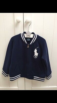 Polo By Ralph Lauren Boys Jacket 2 Years