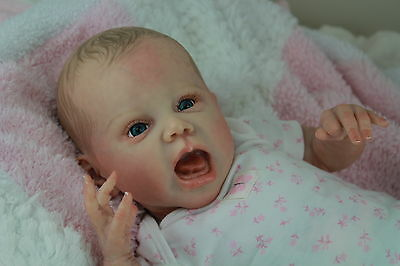 Reborn Baby Girl Abbie (Ak Kitagawa) By Vahni Gowing