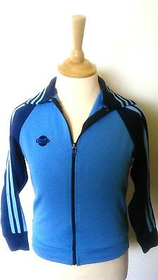 Dublin GAA (Vintage 1970's) Gaelic Football Tracksuit Top (Youths 6-8 Years)