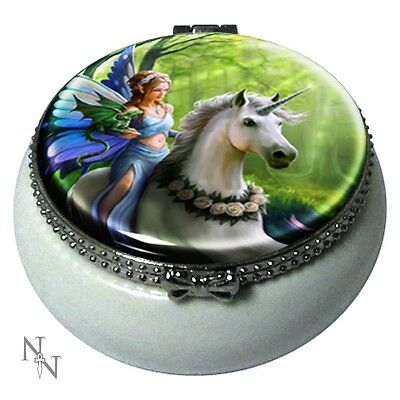 Realm of Enchantment Trinket Box by Anne Stokes