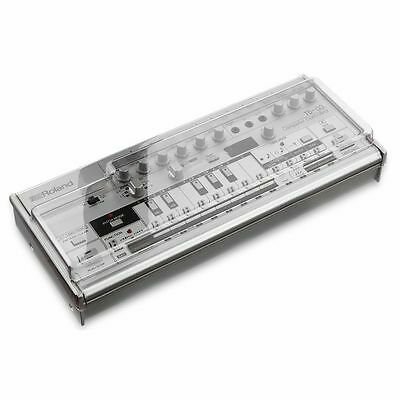 Decksaver Roland Boutique TR09 & TB03 Cover (smoked clear)
