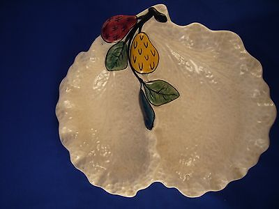 Vintage Fruit dish. Shorter and sons ltd. Staffordshire pottery