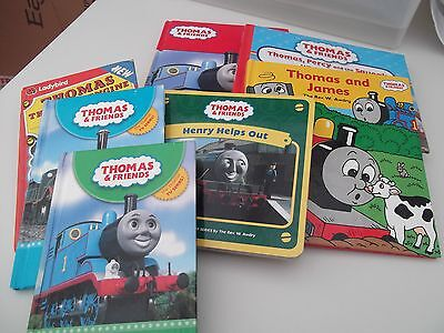 Bundle of Thomas and Friends books, well used but with plenty of life left
