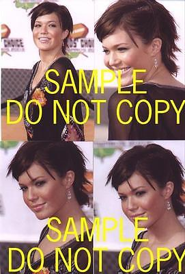 #dd1322 6 CANDID PHOTOS absolute beauty Mandy Moore SHORT HAIR oh so SWEET!!