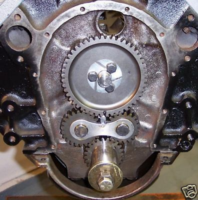 Chevy Gear Drive Cam Dvd /350 5.7 5.0 396 454 / Learn To Degree Cam & Install Gd