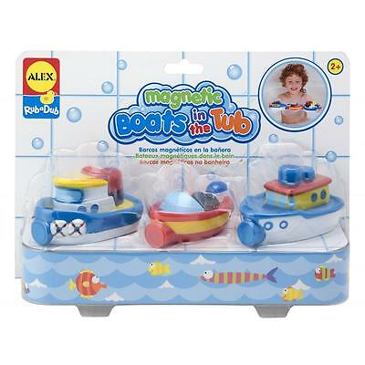 Magnetic Boats