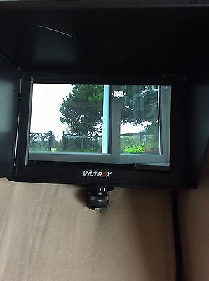 A good working 7ins monitor