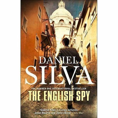 The English Spy (Gabriel Allon 15) (Hardcover), Silva, Daniel,9780007552306-F027