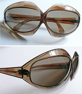 Yves Saint Laurent occhiali da sole vintage sunglasses 1970s