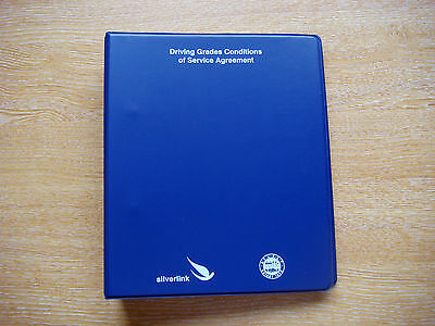 silverlink trains Driving Grades Conditions of Service Agreement April 07 ASLEF