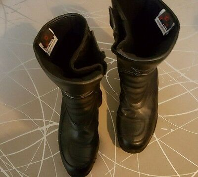 RST motorcycle boots waterproof size 10 UK