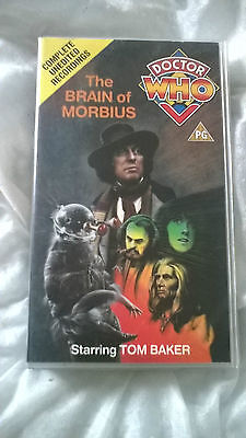 Doctor Who VHS The Brain Of Morbius Excellent Condition Dr Who