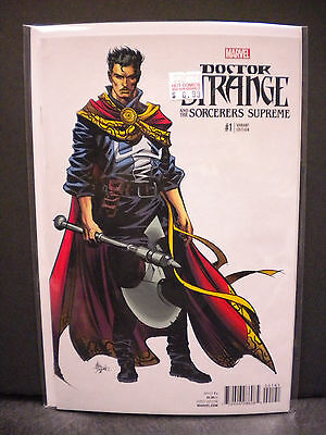 Doctor Strange And The Sorcerers Supreme #1 Deodato