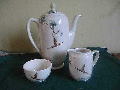 Royal Doulton The Coppice 3 Piece Coffee Set