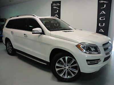 2014 Mercedes-Benz GL-Class Bluetec 4Matic Sport Utility 4-Door Bluetec Premium 1 Lane Tracking Keyless Go Driver Assistance 3 Zone Climate