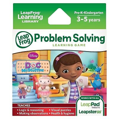 All New: LeapFrog Disney Doc McStuffins Explorer Learning Game