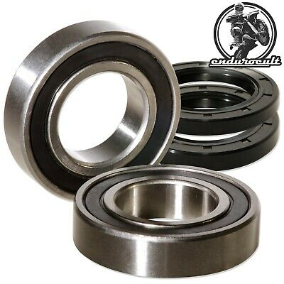 Rear wheel bearing kit for KTM / Husaberg / Husqvarna (bearings + seals)