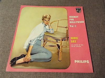 Doris Day-Hooray For Hollywood Vol 2-Uk Philips
