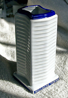 Wade Millbank Tower vase Legal and General rare and in perfect condition