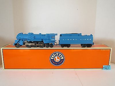 2018 lionel lines 2-6-4 locomotive and tender 6-28621 new O.B..