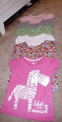bundle of t-shirts age 2 to 3