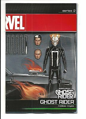 GHOST RIDER # 1 (Marvel Now! ACTION FIGURE VARIANT COVER, Jan 2017) NM NEW