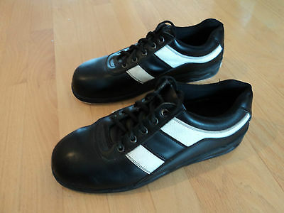 Curling Shoes Olson Mens Size 10 ..leftie Thrower..