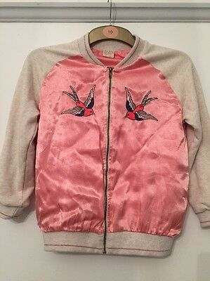 Girls Zara Bomber Jacket