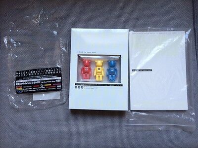 bearbrick be@rbrick toy summer sonic c@ndy candy 5th anniversary set