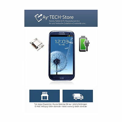 Samsung Galaxy S3 i9300 - USB Ladebuchse Reparatur - USB Charge Connector Repair