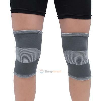 Winter Sports Cyling Motocycle Knee Warmers Bike Basketball Warm Brace One Pair