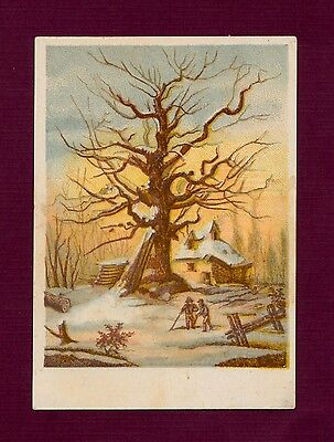 """Very Rare - """"C.T. Heisel"""" Chewing Gum Trade Card"""