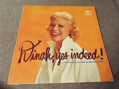 Dinah Shore-Yes Indeed-Uk Capitol