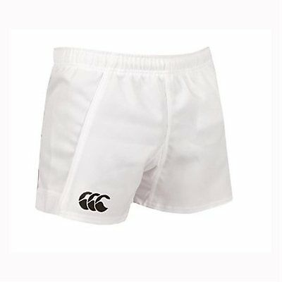Canterbury Professional Jnr Rugby Short - White