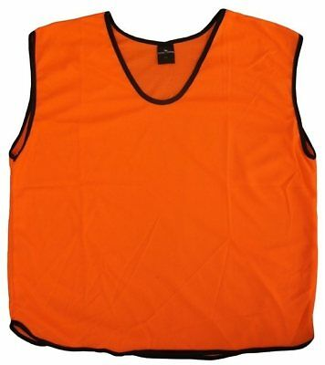 Precision Training Mesh Bib - Orange
