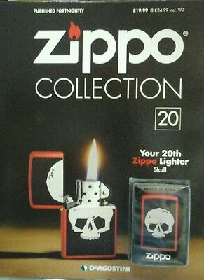 Zippo Lighter Collection #20 Skull