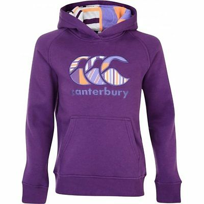 Canterbury Girls Uglies OTH Hoody AW16 - Purple Magic