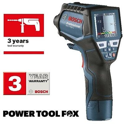 Bosch GIS 1000 C PRO Thermal Detector & Imager 0601083370 3165140798648