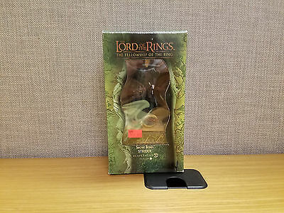 Lord of the Rings Fellowship of the Ring Secret Boxes Strider Figurine, New!