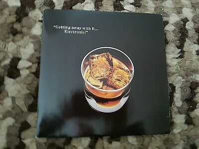"""Electronic getting away with it 7"""" single"""