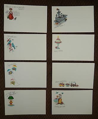 Vintage All Occasion Post Cards