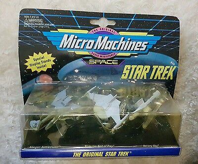 micro machines the original star trek collection 1 65825