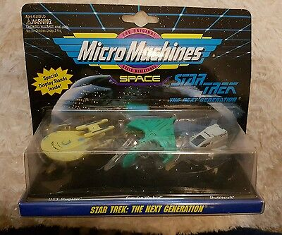 micro machines Star Trek  the next generation collection  7 65825