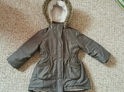 John Lewis girls coat 2 yrs