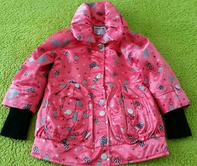Girls hikis light weight coat size 104
