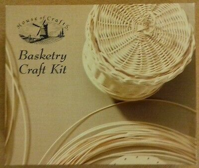 House of Crafts Basketry Craft Kit
